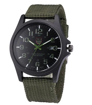 BOYS MILITARY SPORTS WATCH