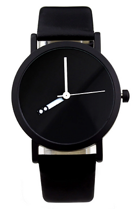 INVISIABLE FACE WRISTWATCH