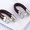 Thumbnail: LEATHER WHIP CUFFLINKS