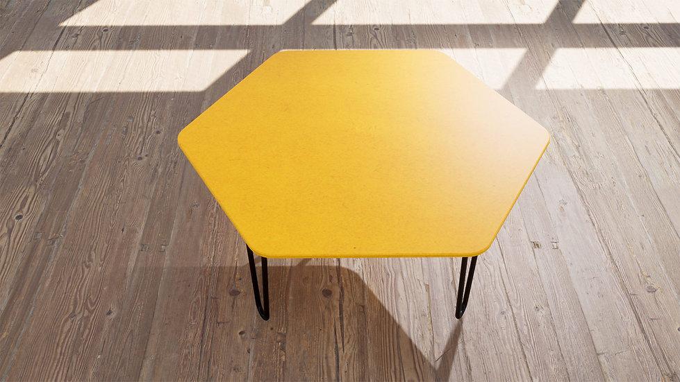 Table basse Valchromat