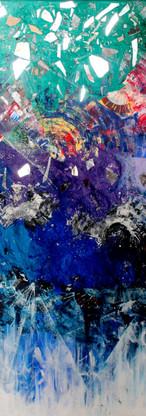 Textures X Spirales-Miroirs 06, Composit