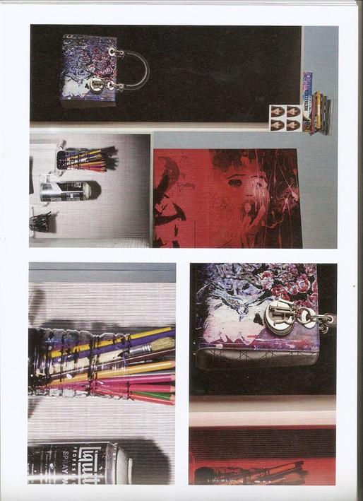 Dior Lady Art carnet de presse