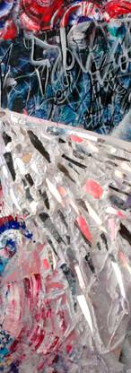 Textures x Spirales-Miroirs 05, Patchwor