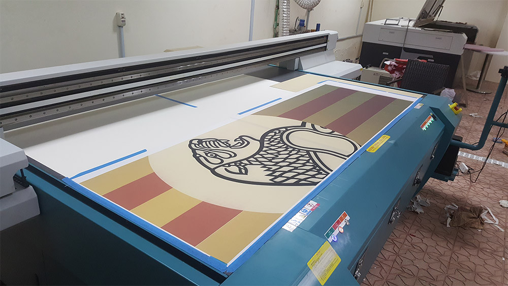 Textile - Direct Printing