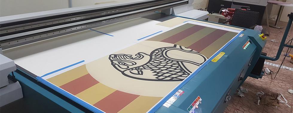 Textile - Direct Printing
