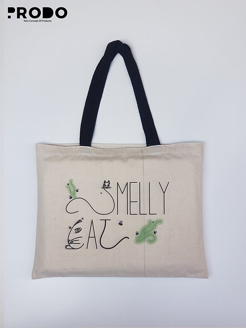 Tote Bag - Smelly Cat Design