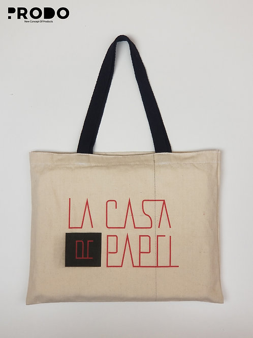 Tote Bag - La Casa De Papel Design