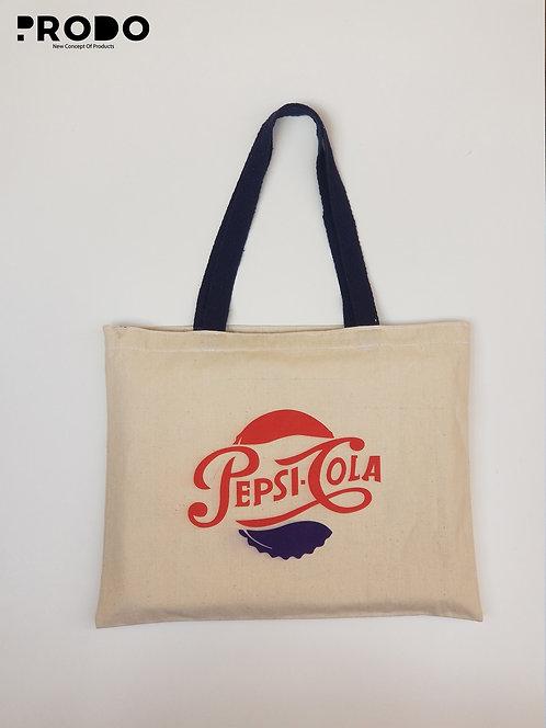Tote Bag - Pepsi-Cola Design