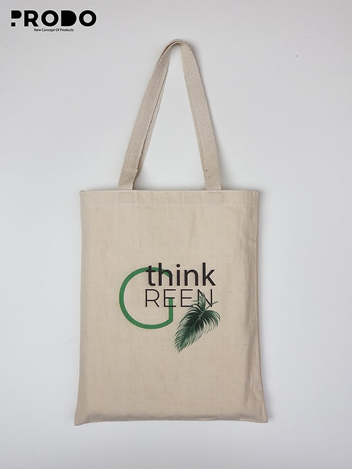 Tote Bag - Think Green  Design
