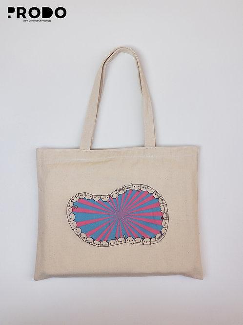Tote Bag - Wonder World Design