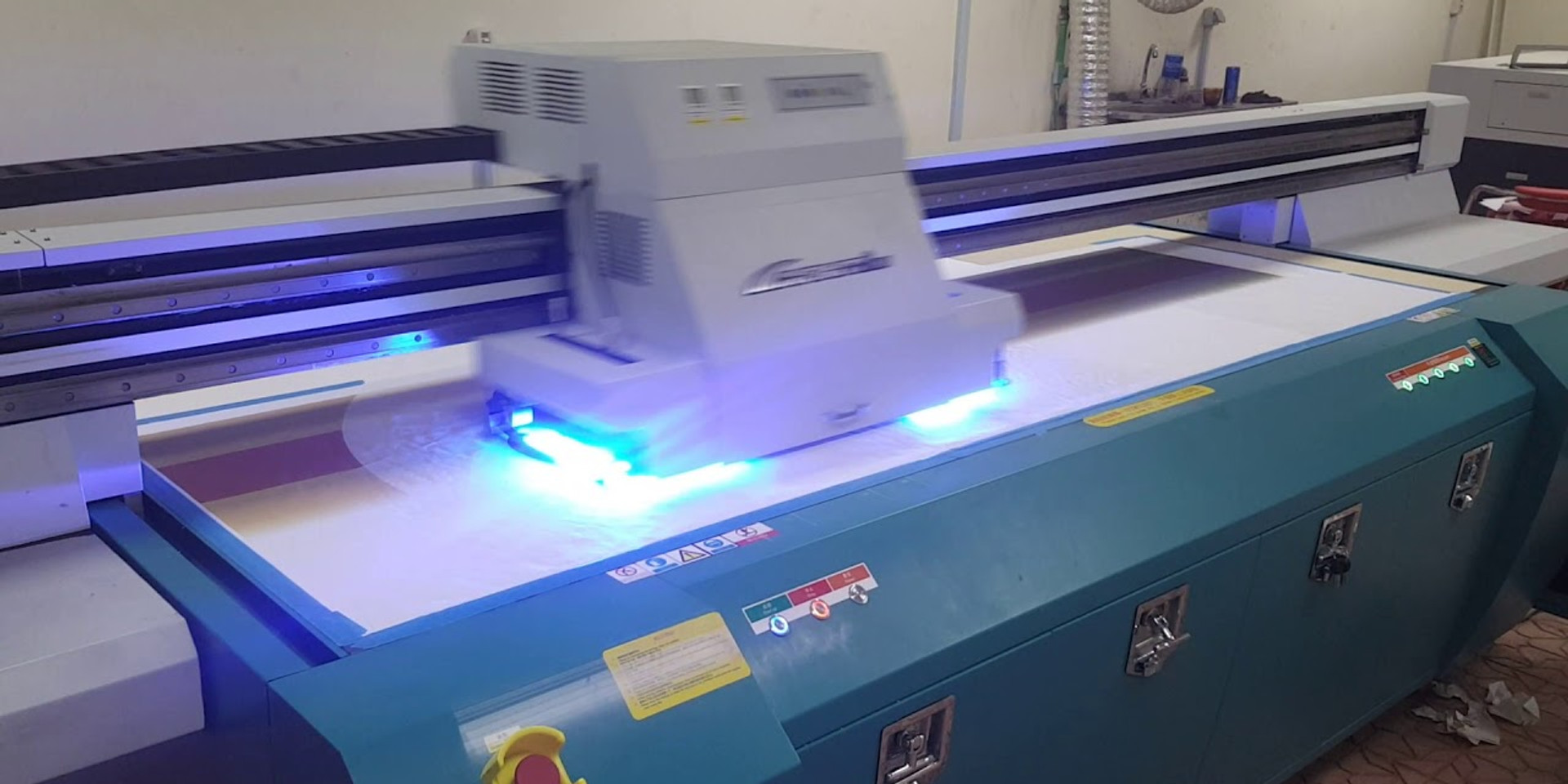 Textile Direct Printing