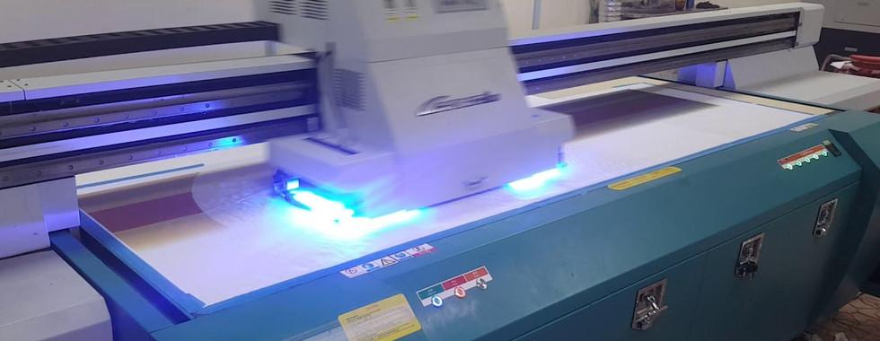 Textile Direct Printing