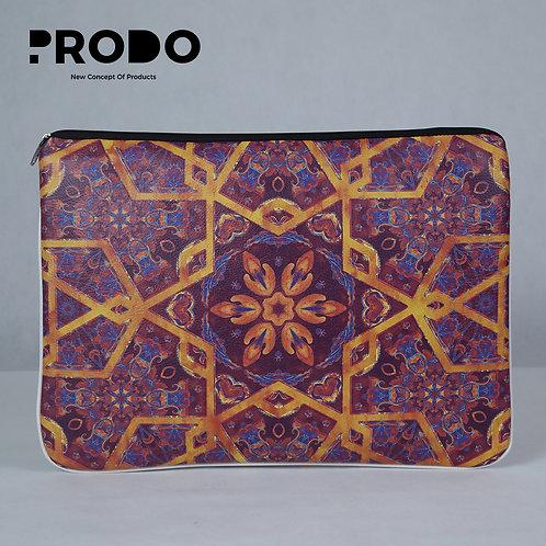 Purple Islamic Pattern