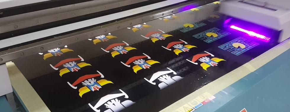Black Leather Direct Printing