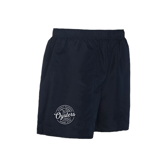 Navy Oyster Training Shorts