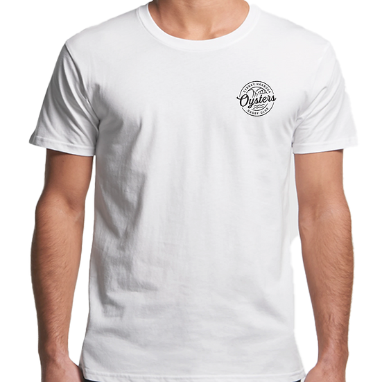 Oysters 'Harbour' Tee
