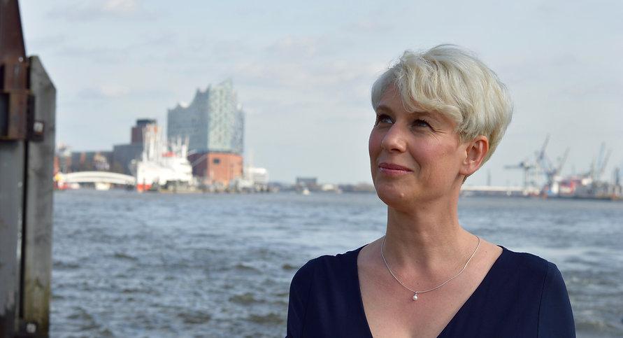 Doreen Remer, Hamburger Hafen, Elbphilharmonie,