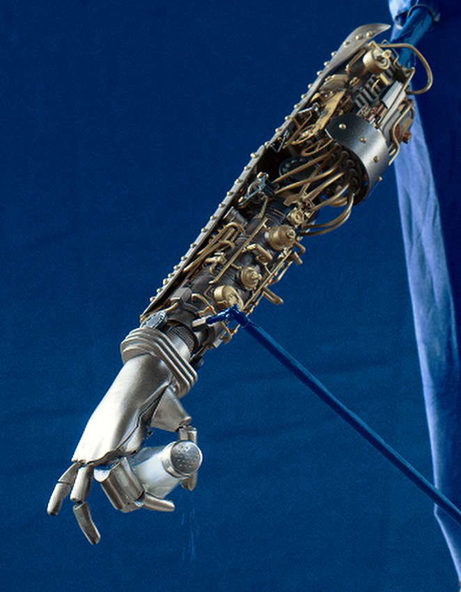 Robot Arm-Twix
