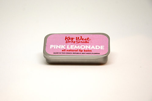PINK LEMONADE all Natural Lip Balm