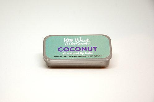 COCONUT all Natural Lip Balm