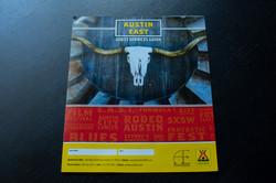 Austin East KOA Brochure Front Cover