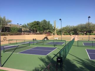 Anthem, AZ Club Courts