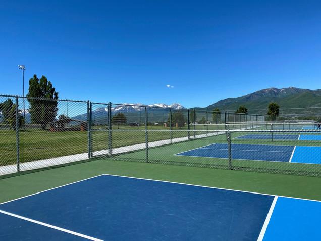 New Courts in Heber, UT