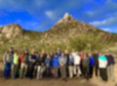 Anthem Hikers at Pinnacle Peak