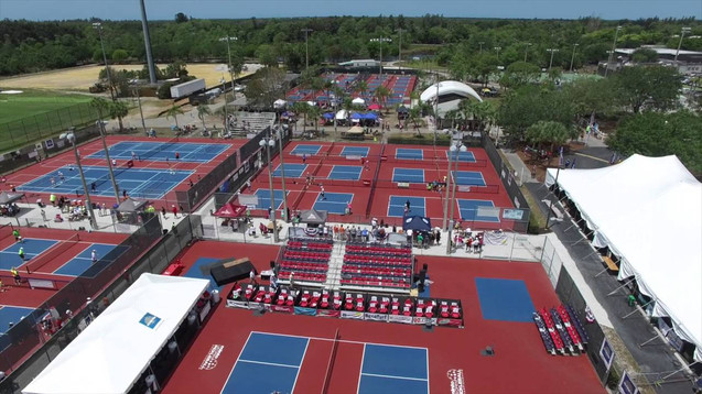 The US Open at Naples, FL