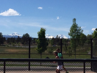Bend, OR Mountain Views