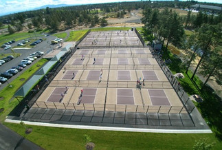 Bend Has 16 Gorgeous Courts!