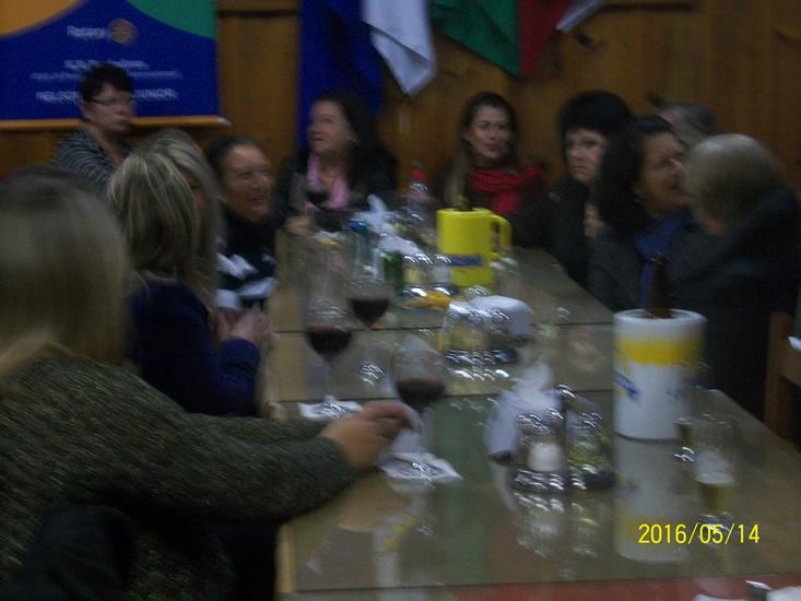 Jantar Dia das Mães 2016 - LAGES