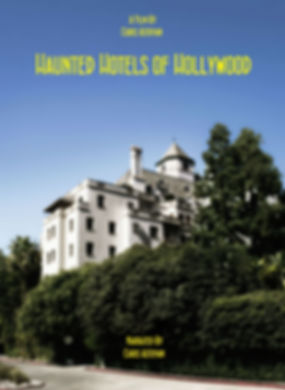 Haunted Hotels of Hollywood Final Poster