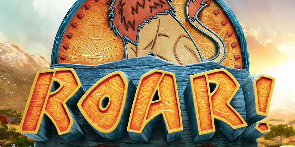 Vacation Bible School! Roar
