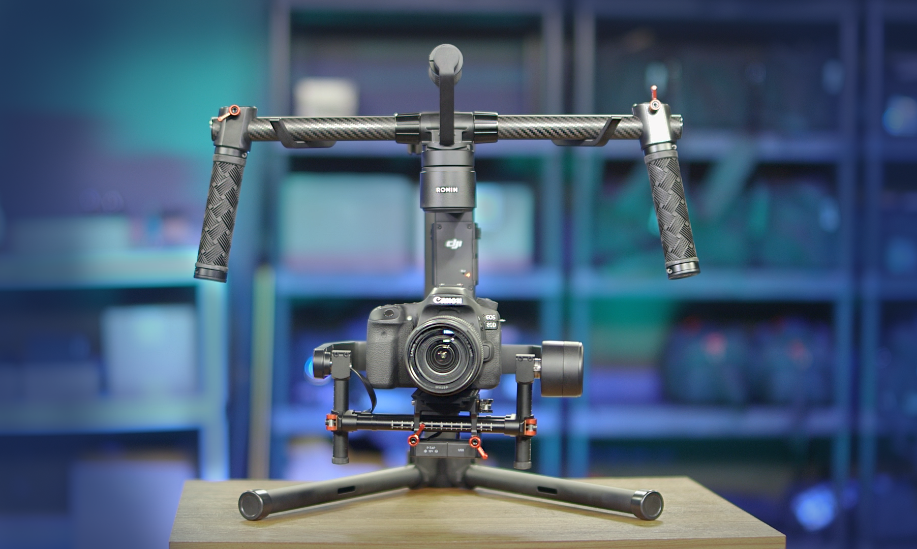 DJI Ronin M Camera Stabilizer