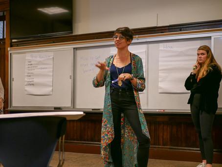 Faculty Development Workshop Sept 28-Oct 4