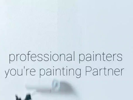 YOUR PAINTING PARTNER.