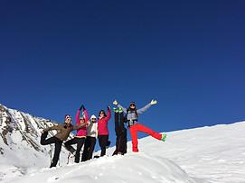 Yoga & Ski & Montagne Samoëns 2016.JPG