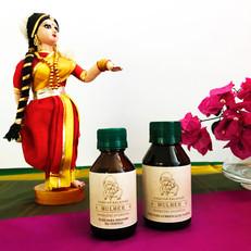 Óleos de massagem para saúde feminina
