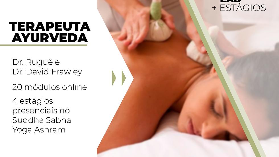 Formação de Terapeuta Ayurveda EAD