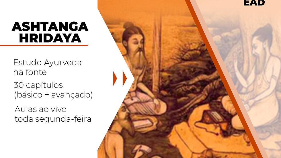Estudo do Ayurveda na fonte
