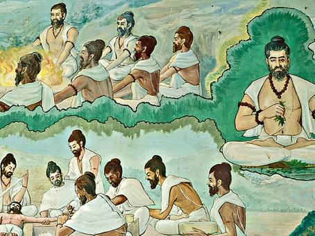 A origem do Ayurveda