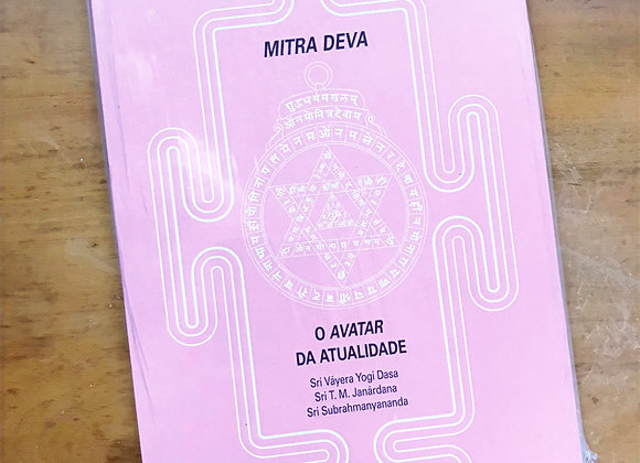 Mitra Deva - O avatar da atualidade
