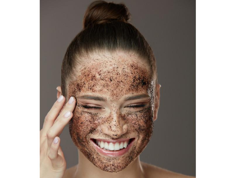 exfoliar la piel para otoño