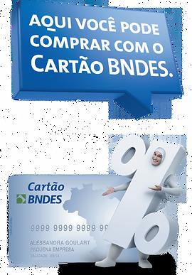 Cartão BNDES / Tecnopampa Indústria de Máquinas LTDA