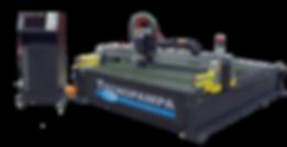 Tecnocut 2000 / CNC Plasma Oxicorte / Tecnopampa Indústria de Máquinas LTDA