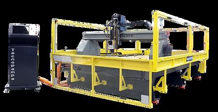 Router Heavy Duty / Tecnopampa Indústria de Máquinas LTDA