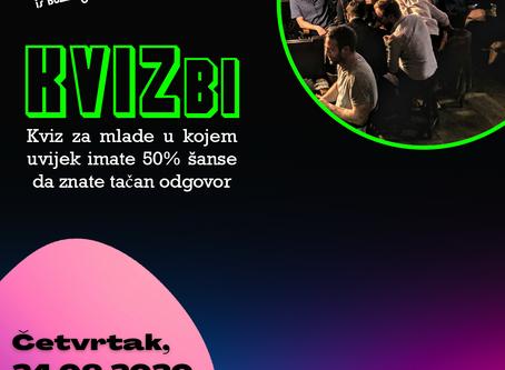 Javni poziv|KVIZBI