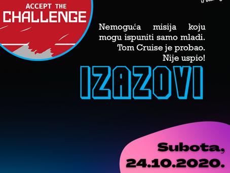 Javni poziv| IZAZOVI