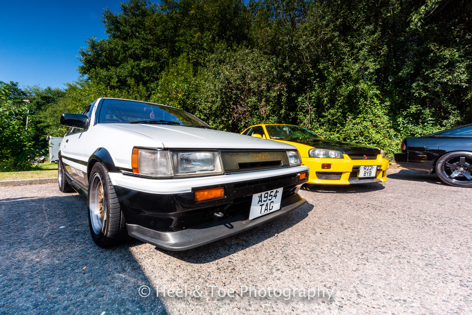 Japanese Car meet at Route 11 25/8/19, and the Bears Grill meet 1/9/19